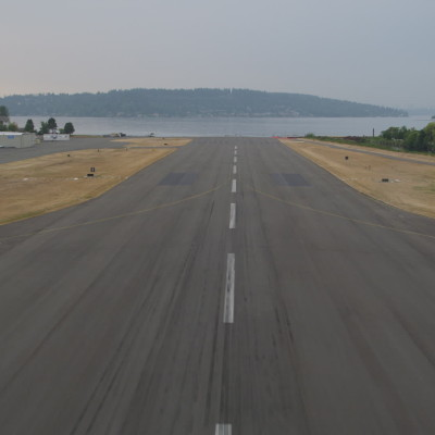 Renton Airport Runway